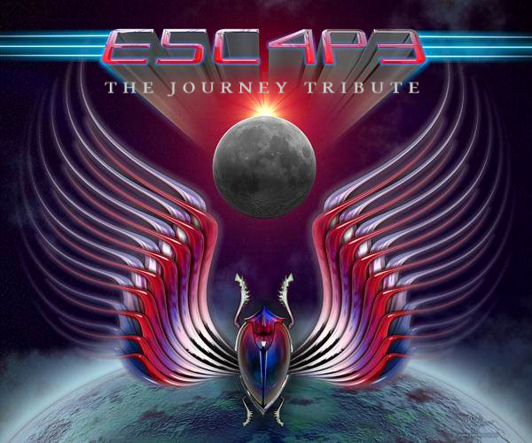escape journey tribute