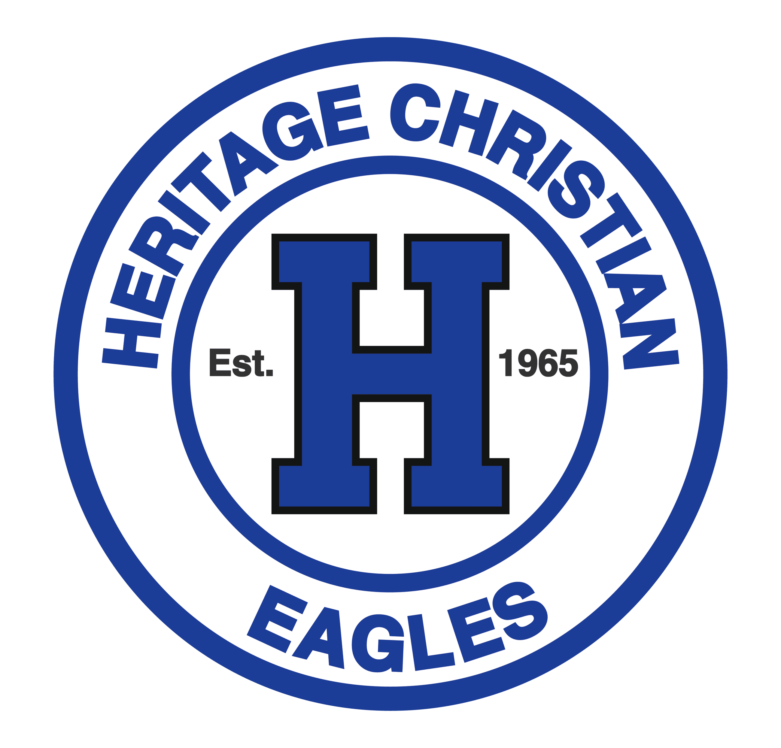 heritage christian eagles Opens in new window